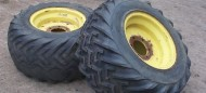 Tractor Wheels and Tyres